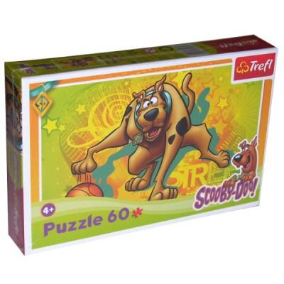 Puzzle Trefl-17223 Scooby-Doo is making basket