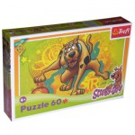 Puzzle  Trefl-17223 Scooby-Doo is making basket