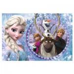 Puzzle  Trefl-17275 Disney Frozen