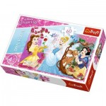 Puzzle  Trefl-17315 Disney Princess