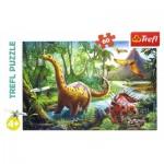 Puzzle  Trefl-17319 Dinosaurs