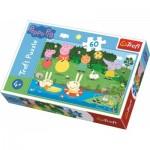 Puzzle  Trefl-17326 Peppa Pig