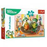 Puzzle  Trefl-17345 Treflikow