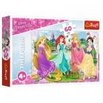 Puzzle  Trefl-17347 Disney Princess