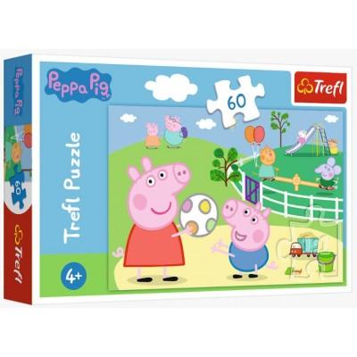 Puzzle Trefl-17356 Peppa Pig