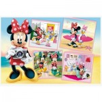 Puzzle  Trefl-17360 Lovely Minnie