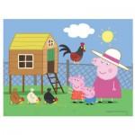 Puzzle  Trefl-18195 Peppa Pig