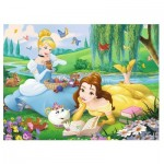 Puzzle  Trefl-18223 Disney Princess