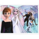 Puzzle  Trefl-18275 Magical Frozen