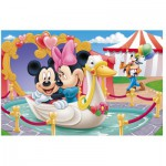 Puzzle  Trefl-19276 Mickey and Minnie love each other