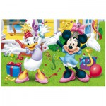 Puzzle  Trefl-19277 Daisy and Minnie are having a party