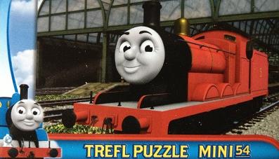 Puzzle Trefl-19387 Thomas & Friends