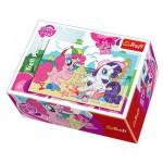 Trefl-19464 Mini Jigsaw Puzzle - My Little Pony
