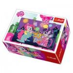 Trefl-19467 Mini Jigsaw Puzzle - My Little Pony