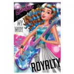 Trefl-19529 Mini Jigsaw Puzzle - Barbie Rock and Royals