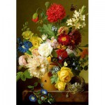 Trefl-26120 Jigsaw Puzzle - 1500 Pieces : Flower Bouquet