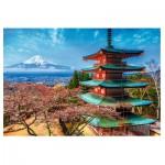 Puzzle  Trefl-26132 Mount Fuji