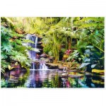 Puzzle  Trefl-26187 Oasis of Calm