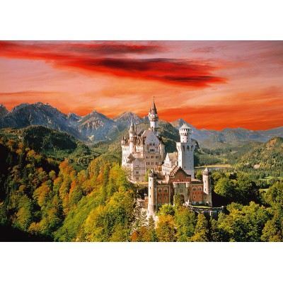 Trefl-27050 Jigsaw Puzzle - 2000 Pieces - Neuschwanstein Castle, Germany