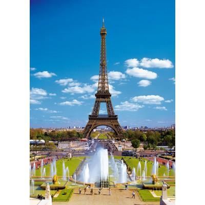 Trefl-27051 Jigsaw Puzzle - 2000 Pieces - The Eiffel Tower, Paris