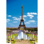 Trefl-27051 Jigsaw Puzzle - 2000 Pieces - The Eiffel Tower, Paris