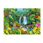 Puzzle  Trefl-27104 Rainforest