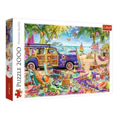 Puzzle Trefl-27109 Tropical Vacation