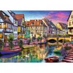 Puzzle  Trefl-27118 Colmar, France