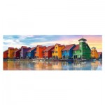 Puzzle  Trefl-29034 Groningen, Holland