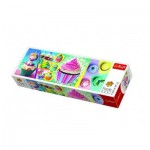 Puzzle  Trefl-29045 Colorful Cupcakes