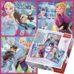 3 Puzzles - Frozen