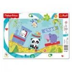 Puzzle  Trefl-31195