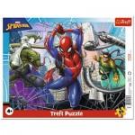 Trefl-31347 Frame Puzzle - Spider-Man