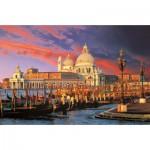 Trefl-33020 Jigsaw Puzzle - 3000 Pieces - Santa Maria della Salute Basilica, Venice