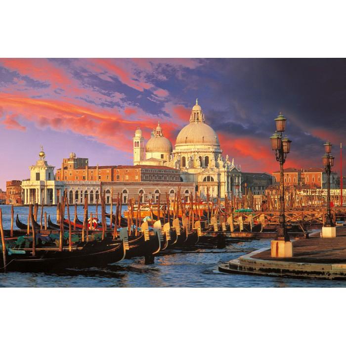 Jigsaw Puzzle - 3000 Pieces - Santa Maria della Salute Basilica, Venice