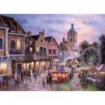 Puzzle  Trefl-33033 Dennis Lewan: Carnival