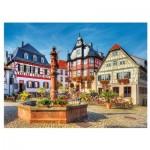 Puzzle  Trefl-33052 Market Square, Heppenheim