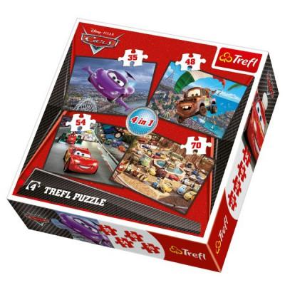 Puzzle Trefl-34107