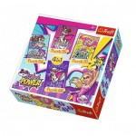 Trefl-34251 4 Jigsaw Puzzles - Barbie