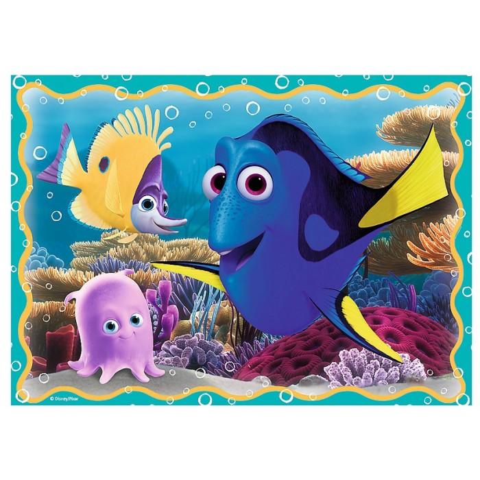 4 Jigsaw Puzzles - Nemo & Dory