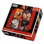 Trefl-34263 4 Jigsaw Puzzles - Star Wars