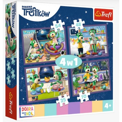 Puzzle Trefl-34370