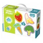 Trefl-36076 4 Baby Puzzles