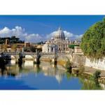 Trefl-37087 Jigsaw Puzzle - 500 Pieces - Vatican City, Rome