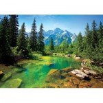 Trefl-37117 Jigsaw Puzzle - 500 Pieces - Tatras River, Poland