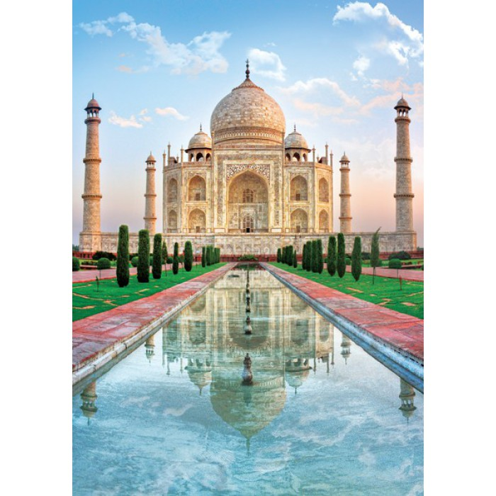 Jigsaw Puzzle - 500 Pieces : Taj Mahal