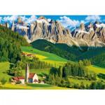 Puzzle  Trefl-37189 Italy, the Dolomites