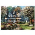 Puzzle  Trefl-37241 Cottage