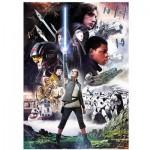 Puzzle  Trefl-37273 The Last Jedi - Star Wars VII