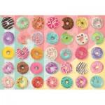 Puzzle  Trefl-37334 Doughnuts